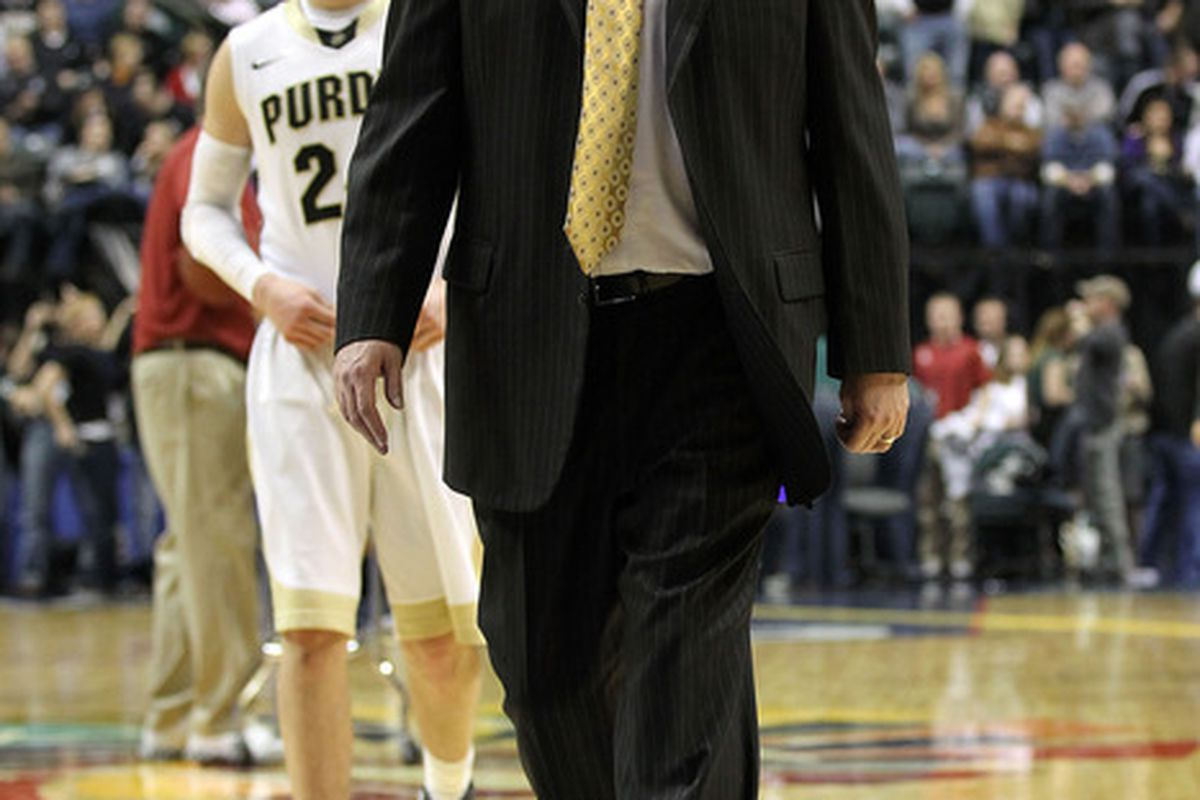 How good would Purdue have been had he not transferred to Coast?  (Photo by Andy Lyons/Getty Images)
