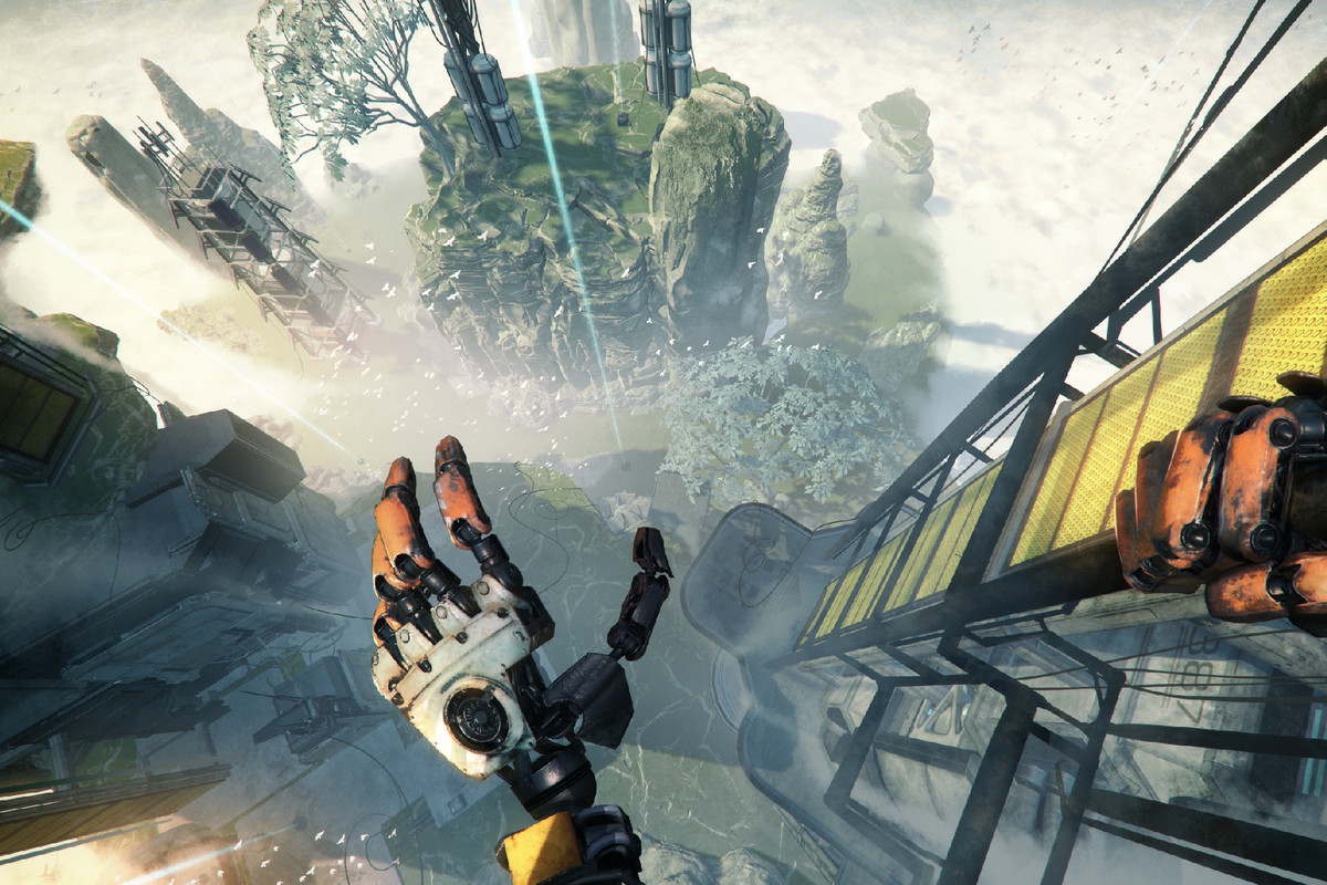 Oculus Rift Games >> Insomniac Games Wants Vr Gaming To Go Aaa With Stormland Polygon