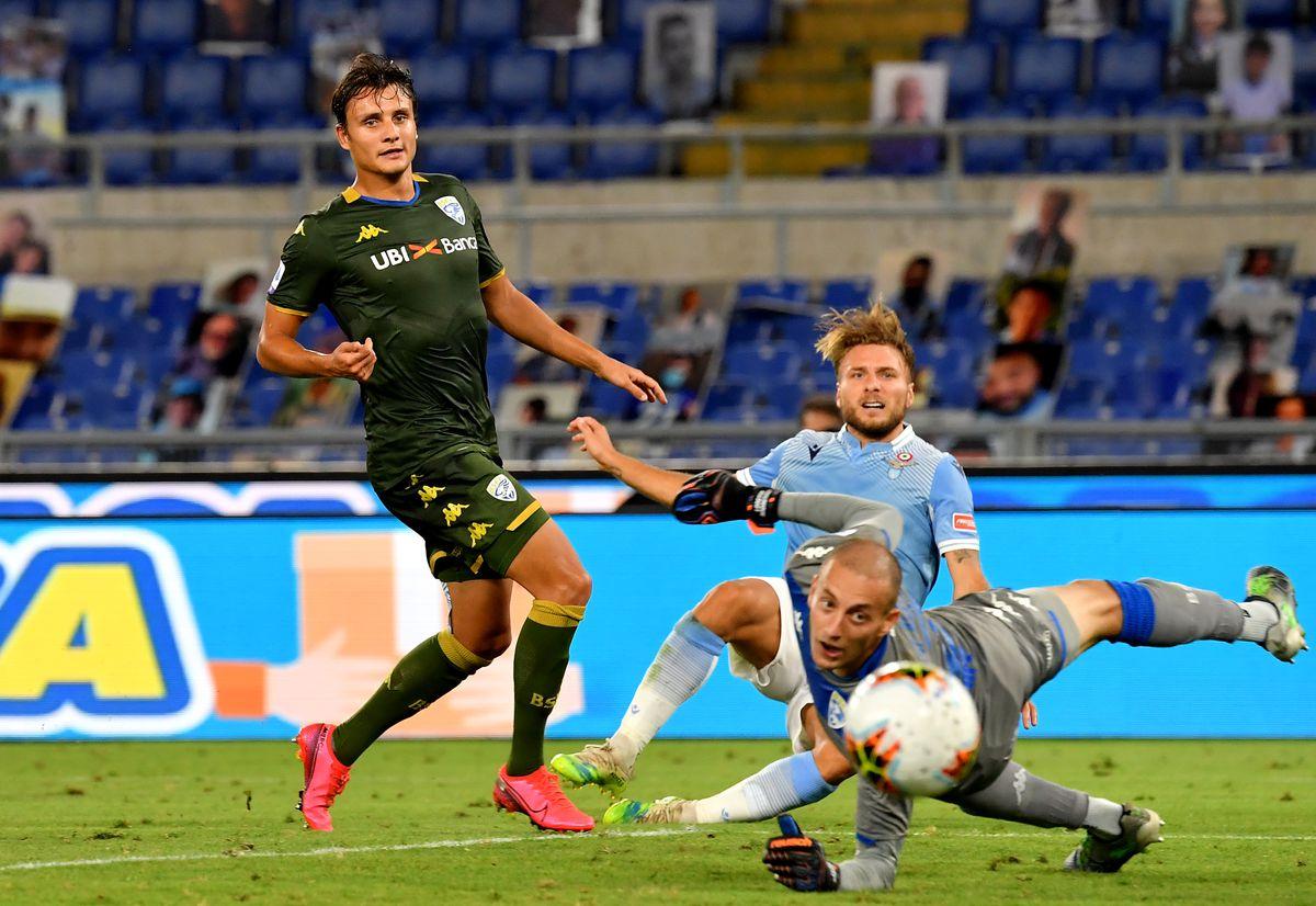 SS Lazio v Brescia Calcio - Serie A