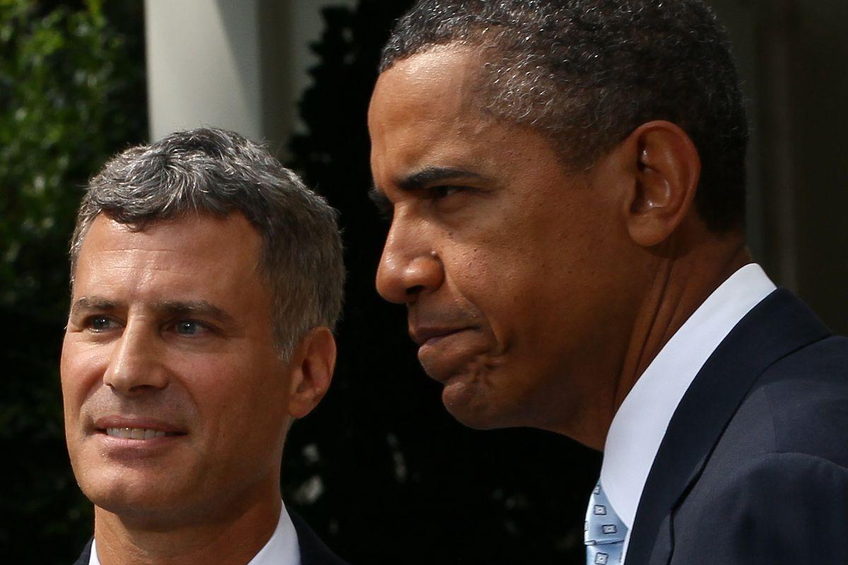 Obama Nominates Alan Krueger To Head His Council Of Economic Advisors