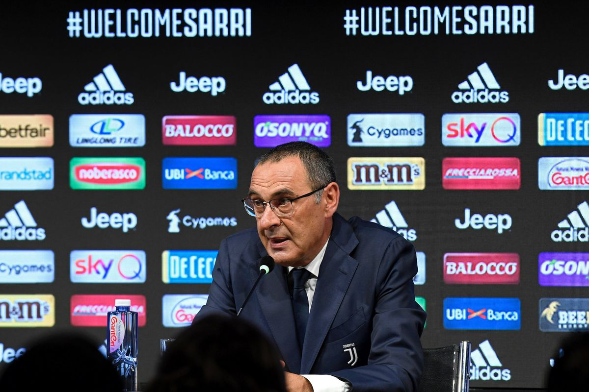Five takeaways from Maurizio Sarri's introductory press