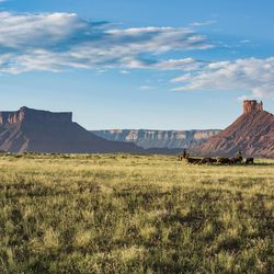 """Utah scene from the HBO show """"Westworld."""""""