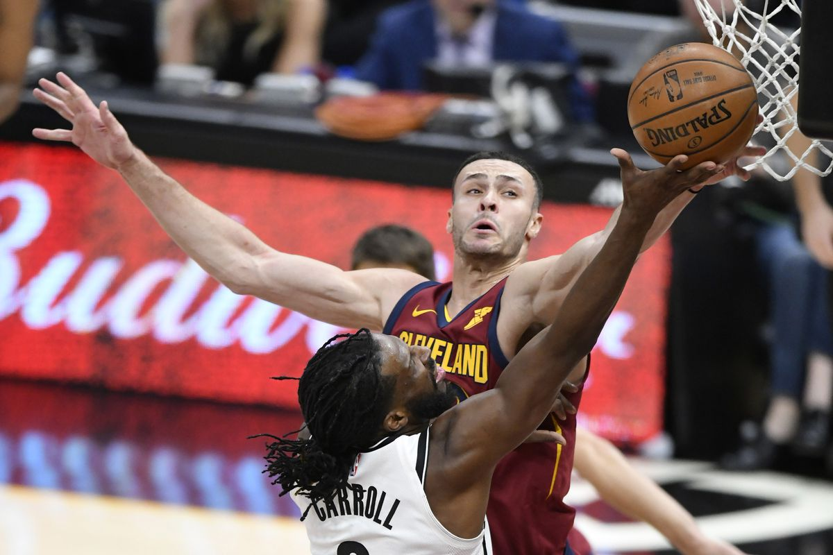 cleveland cavaliers at brooklyn nets: game preview, start time, tv