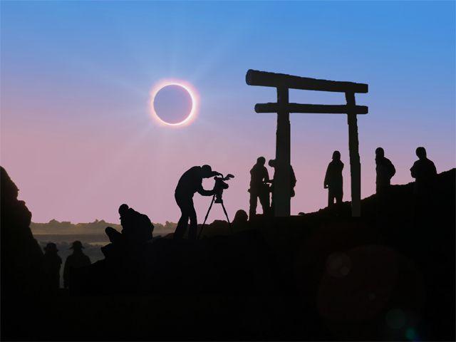 Panasonic Solar Eclipse