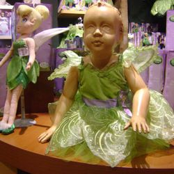 Dress your baby as Tinkerbelle