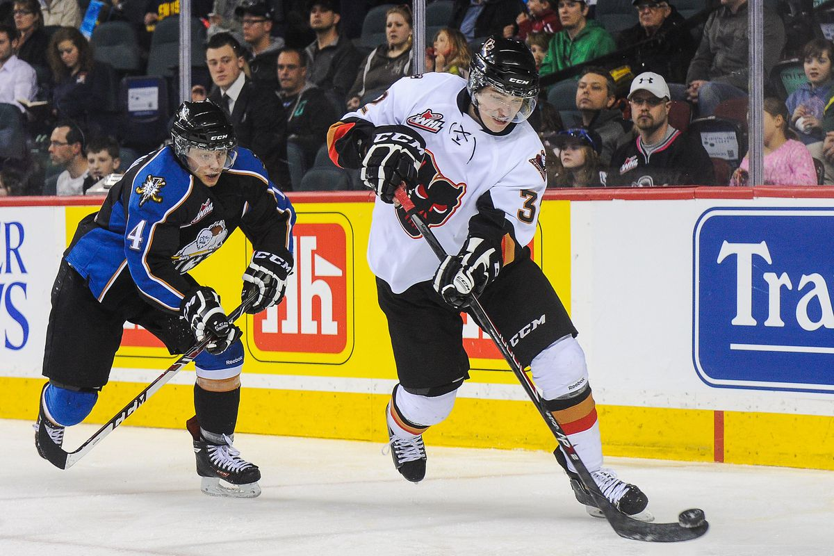 Canada's Travis Sanheim helped himself with a strong tournament