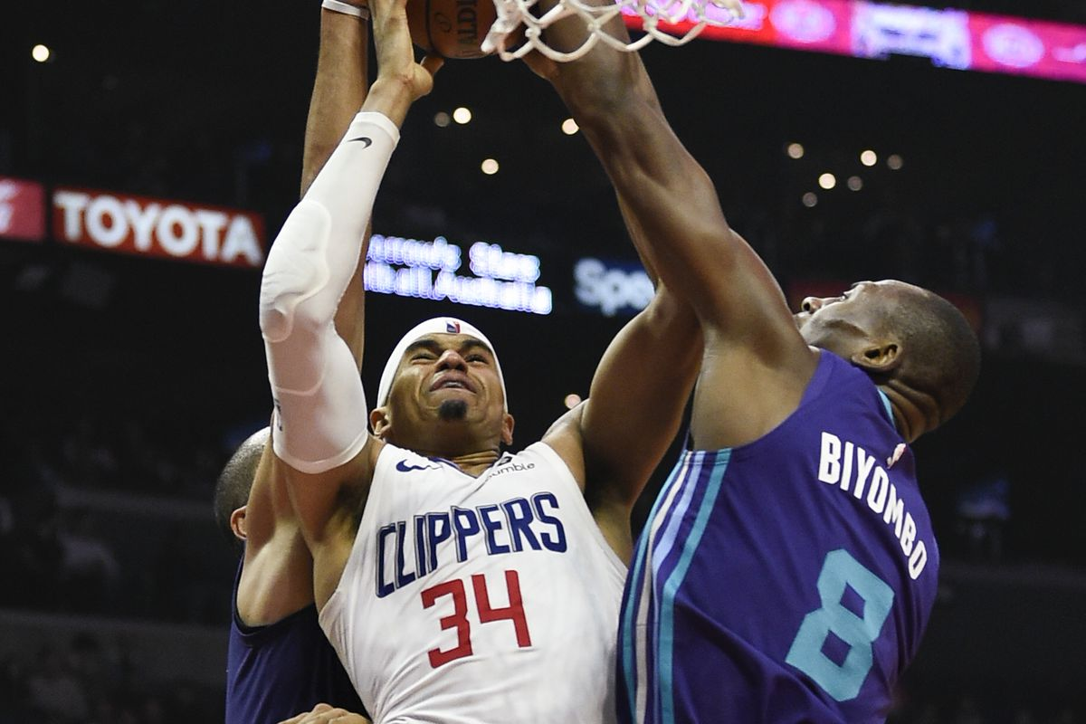 NBA: Charlotte Hornets at Los Angeles Clippers