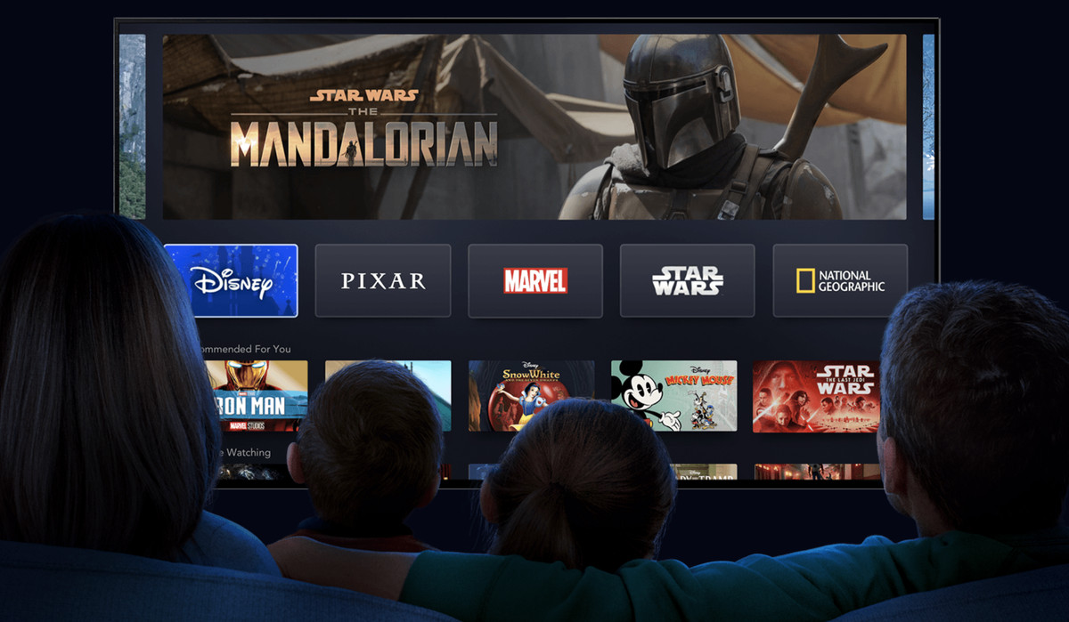 A streaming service like Disney Plus could be the perfect gift for a stay-at-home friend or relative