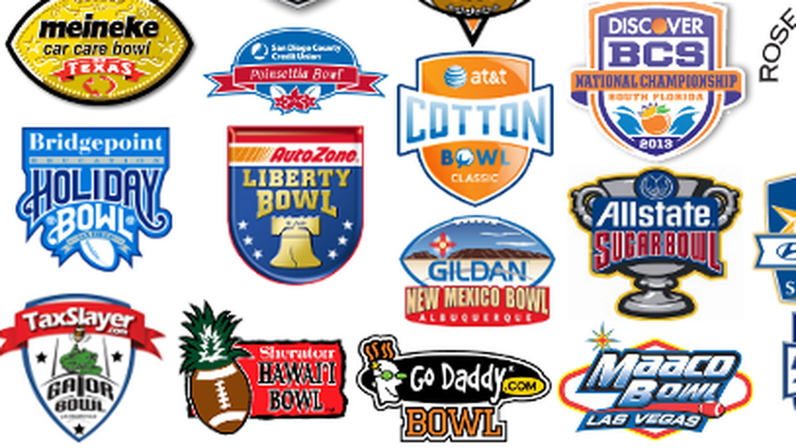 2012 13 college football bowl projections Trying to keep track of all the college football bowls here you can find every bowl this season, along with who is playing, when, and where you can watch also, times college football columnist chris dufresne gives his pick for each bowl game, so you can follow along and see how he does all the way through the bcs title game on jan 7.