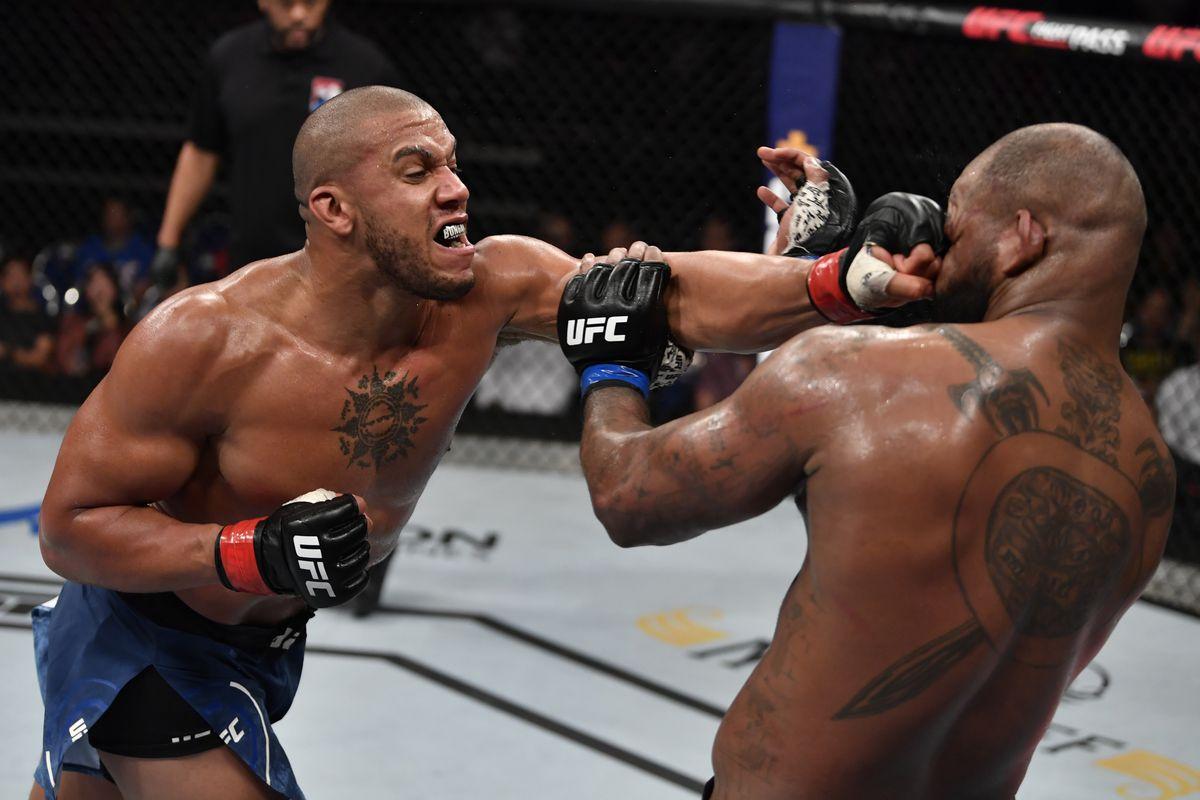 UFC On ESPN Moments We Love | UFC  |Ufc