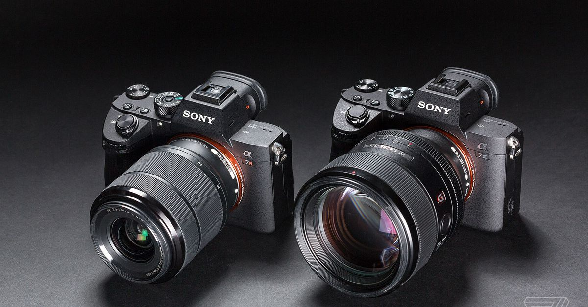 Sony is making it easier to use its digital cameras as webcams on Windows – The Verge