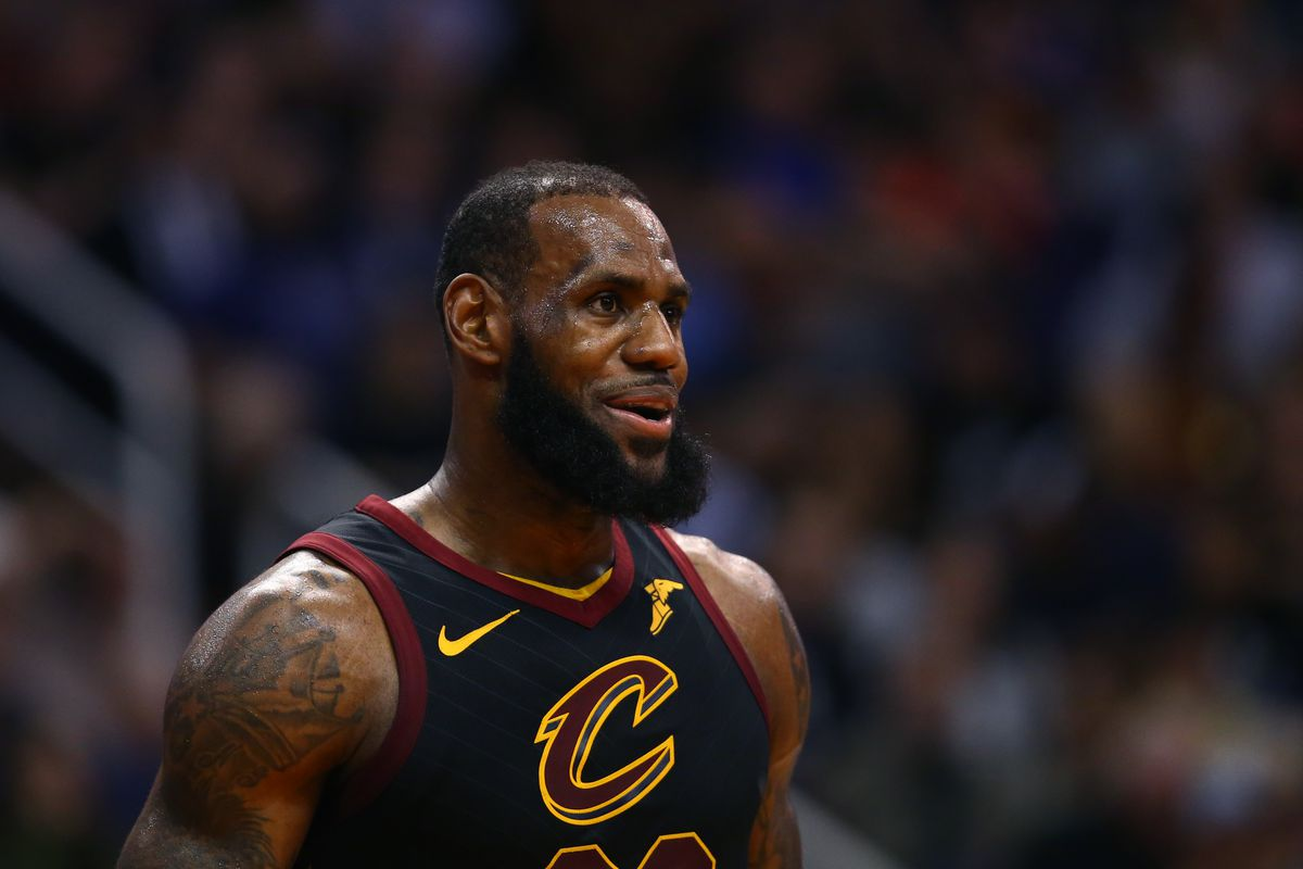 LeBron James shoots down idea of playoff play-in games - Fear The