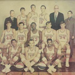 Carolina Cougars 1969-1970 (ABA)