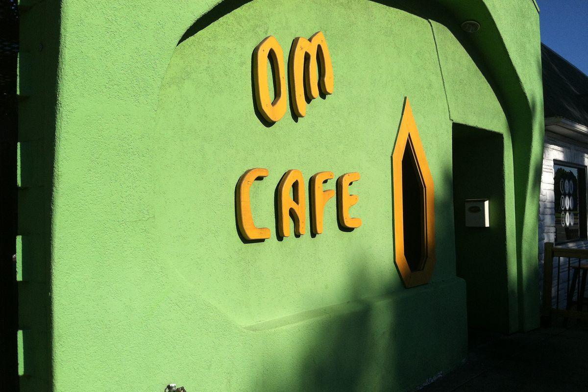 Om Cafe.