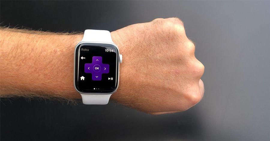 Ứng dụng miễn phí mới của Roku xông cho phép bạn kiểm soát việc xem bằng Apple Watch