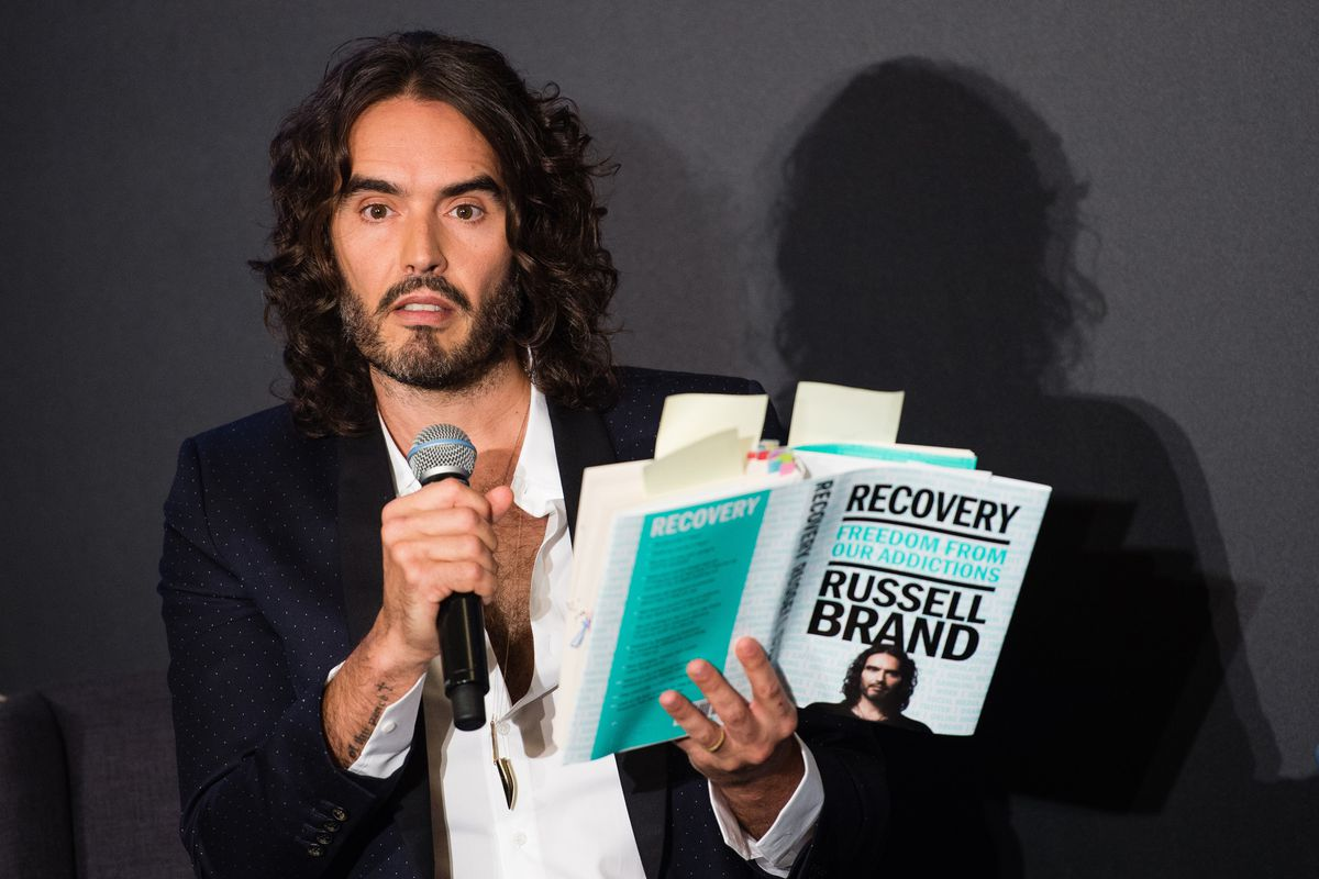 An Evening with Russell Brand at Esquire Townhouse with Dior