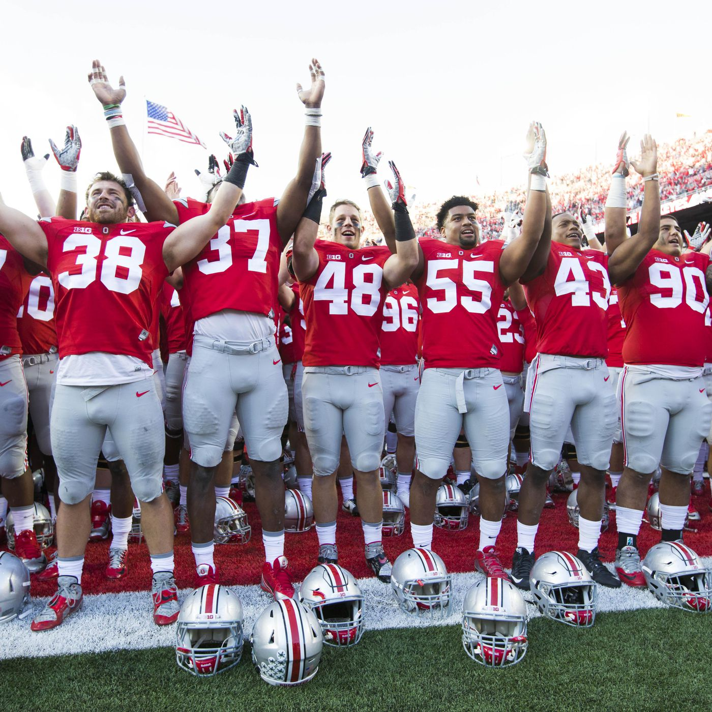 How to watch Ohio State-Northern Illinois: Game time, TV