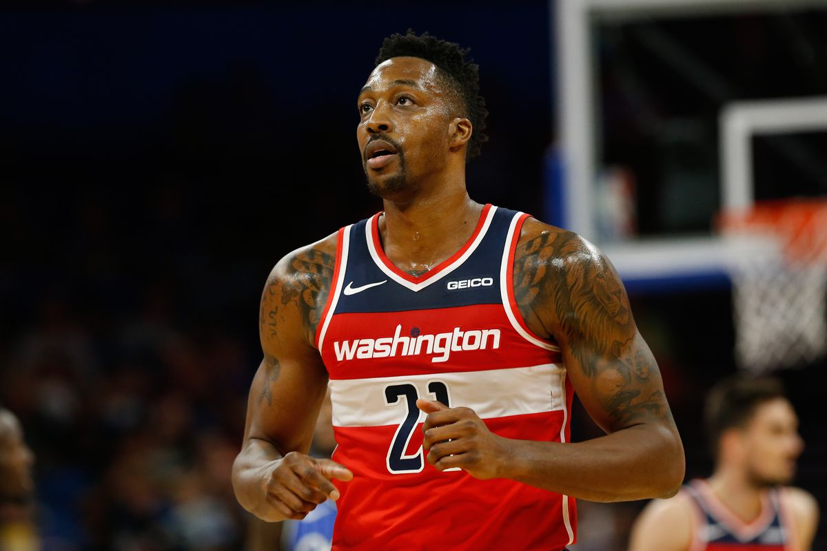 Dwight Howard s injury gives the Wizards another reason to break this team  up 9c7b4e0ce