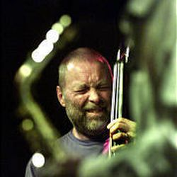 """Dave Holland's double-CD, """"Extended Play,"""" is his first in-concert recording as a leader."""