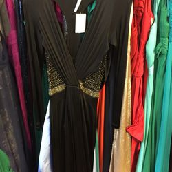 Versace Collection gown, $364