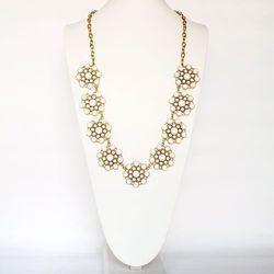 White & Cold Necklace, $198
