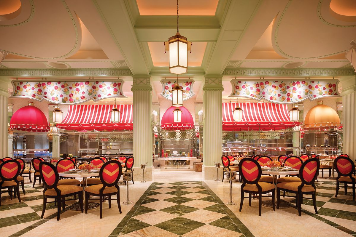 The Buffet at Wynn returns on June 18 with ordered dishes served by staff -  Eater Vegas