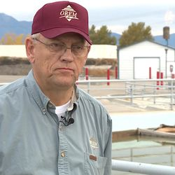 Water reclamation manager Lawrence Burton said on Thursday, Oct. 27, 2016, crews have had to stop operations at Orem's wastewater treatment plant almost weekly for the past several months to deal with a mysterious sludge, costing the plant hundreds of hours in manpower and thousands of dollars.