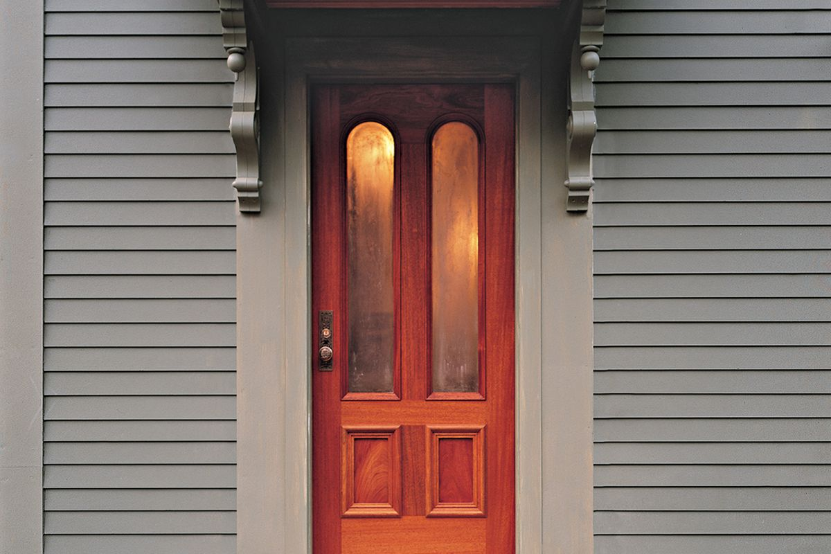 Wooden Front Doors: Cost, Safety, and Buying Tips - This Old House