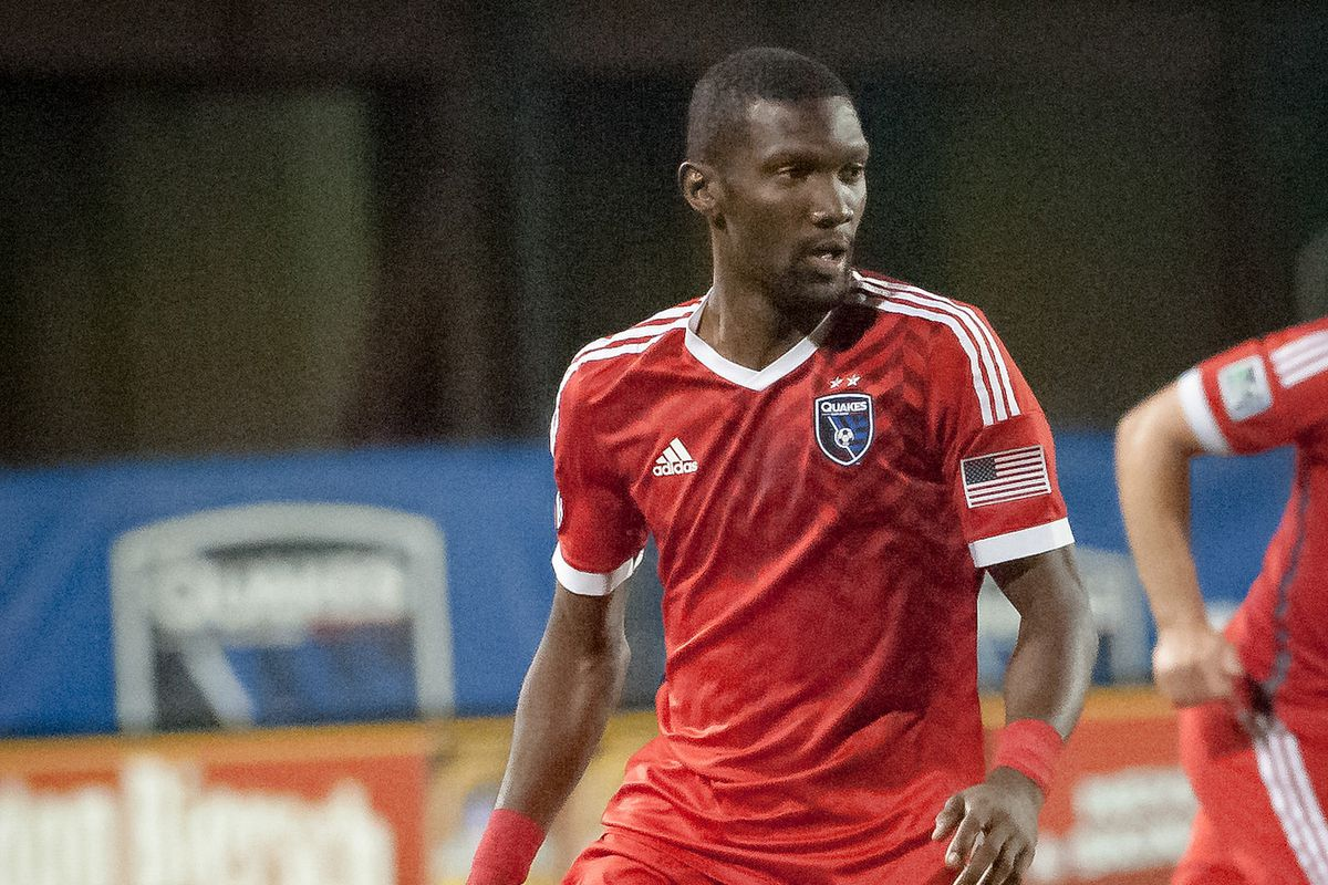Shaun Francis was a surprise inclusion on the Quakes official Expansion Draft protected list