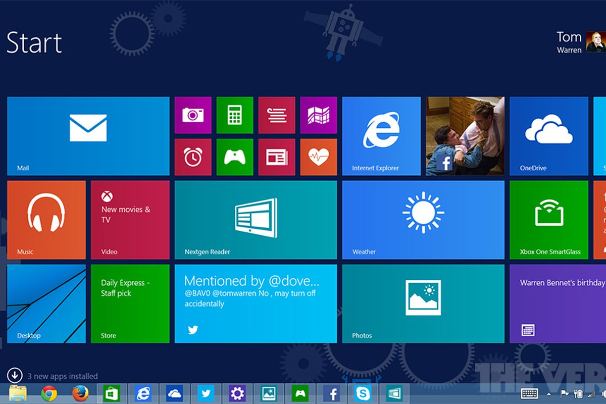 New Windows 8 1 Update 1 Leak Reveals Boot