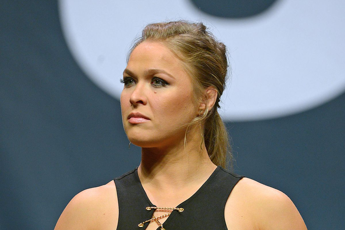 Amanda Tate miesha tate questions ronda rousey's return, rooting for