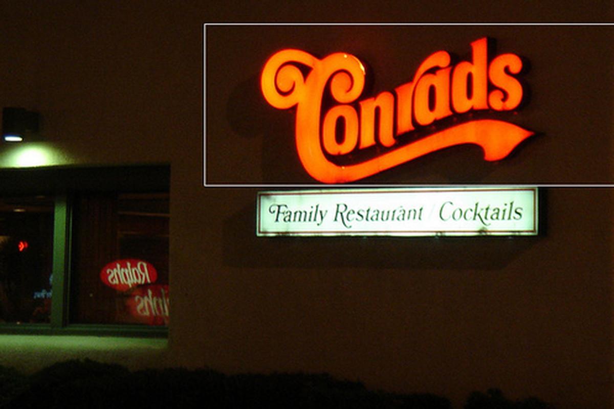 Conrad's, Pasadena.