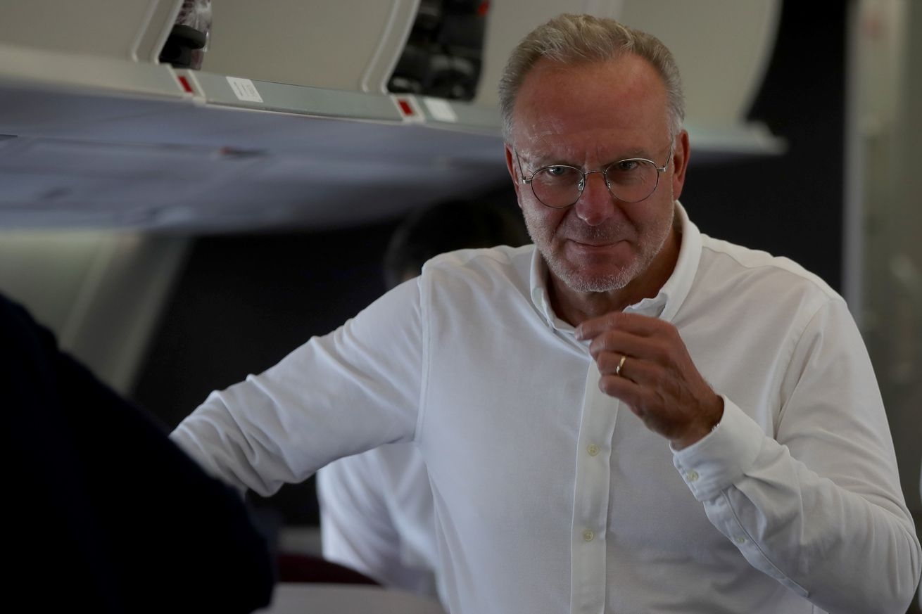 Karl-Heinz Rummenigge explains why the Champions League is the ?most valuable? title before Bayern?s preseason tour