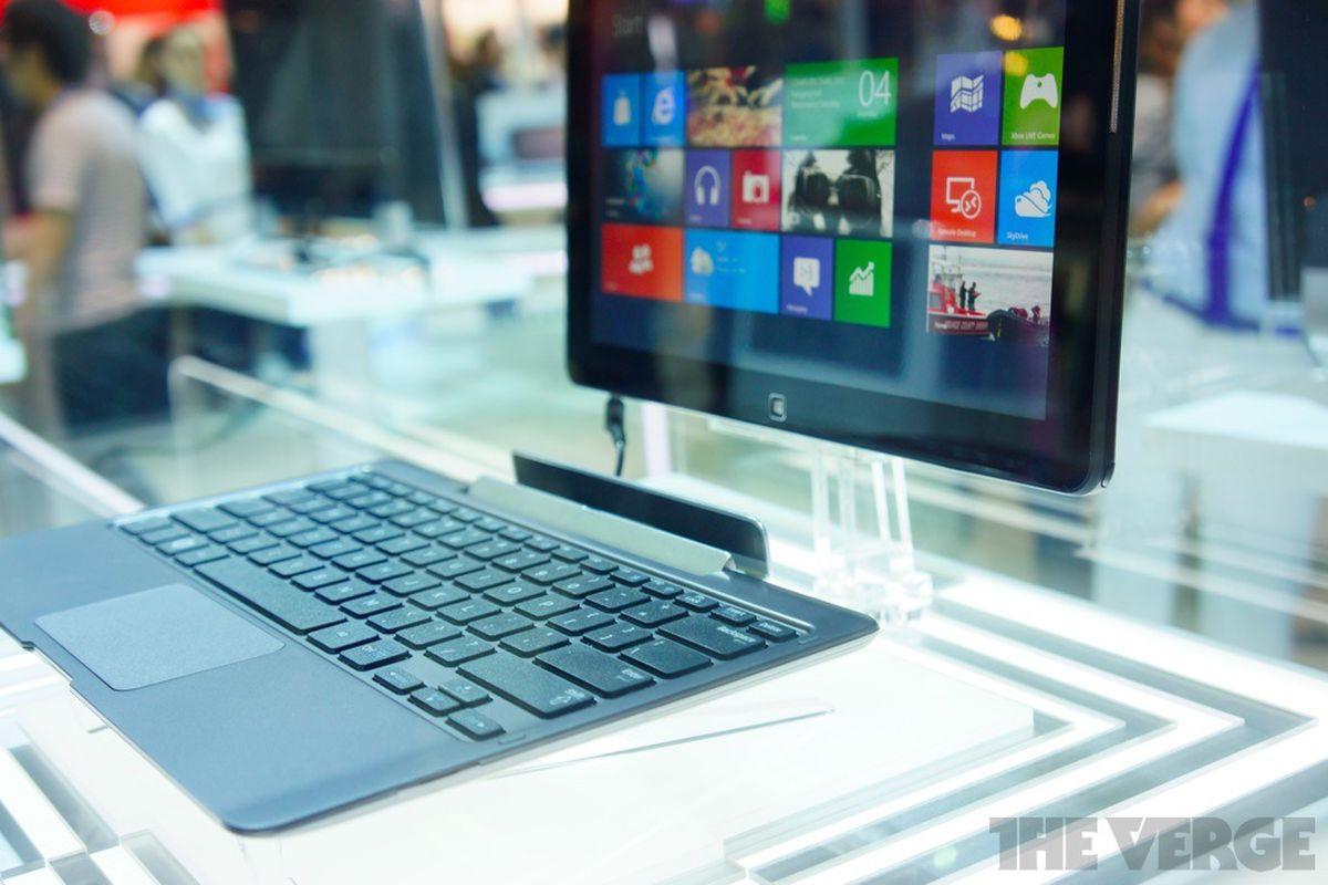 Gallery Photo: Samsung Series 5 Hybrid PC concept photos