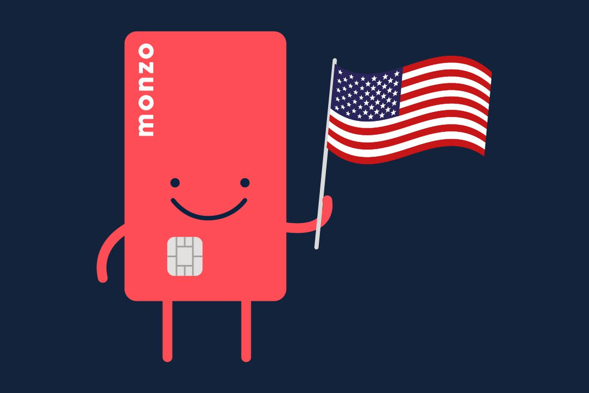 Monzo launches its 'bank of the future' in the US - The Verge
