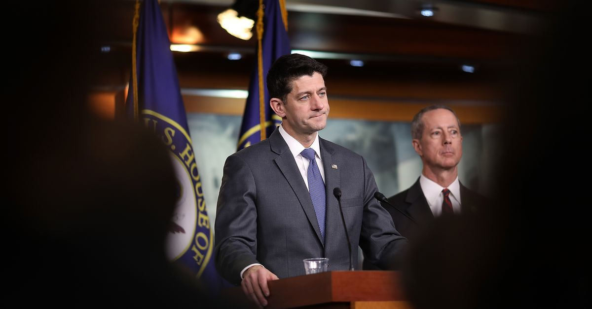 Good riddance to Paul Ryan, the most overrated fraud in American politics