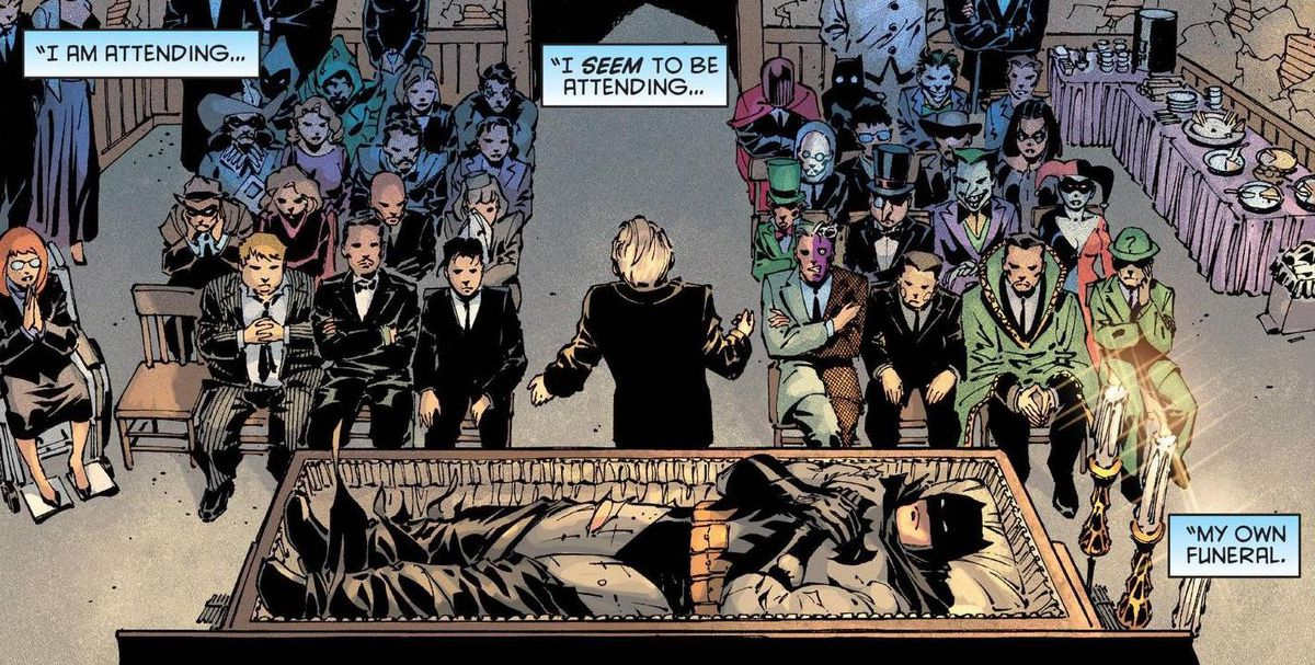 From whatever happened to the capped Crusader, DC Comics (2009).