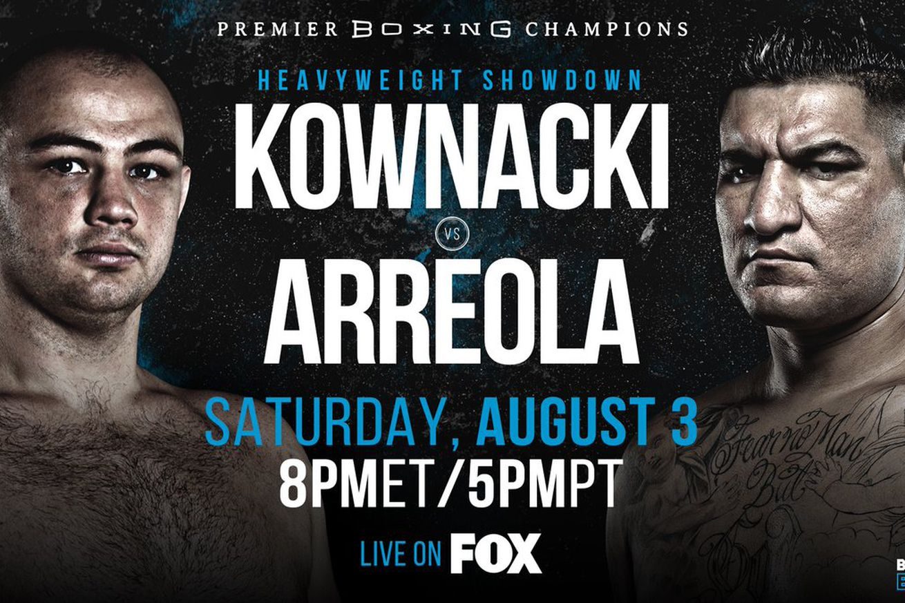 D8ZyHY8XUAArXKx.0 - Kownacki-Arreola, Browne-Pascal, Berto-Cruz official for August 3rd