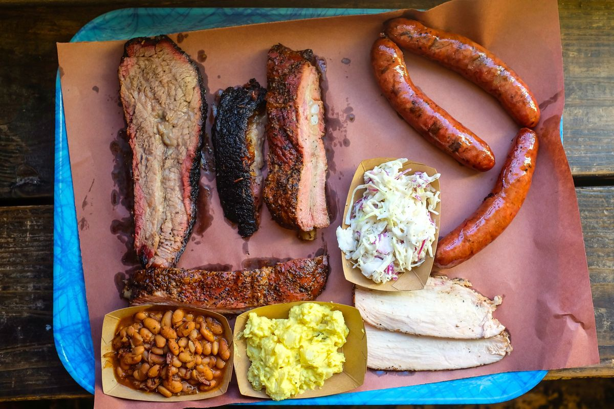Franklin Barbecue's barbecue