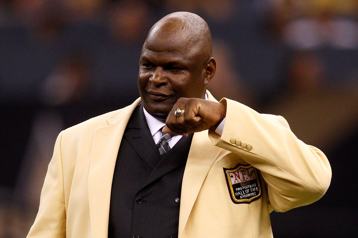 Former Saints  Rickey Jackson Recovering From Surgery and Doing Well ... c1f413b42
