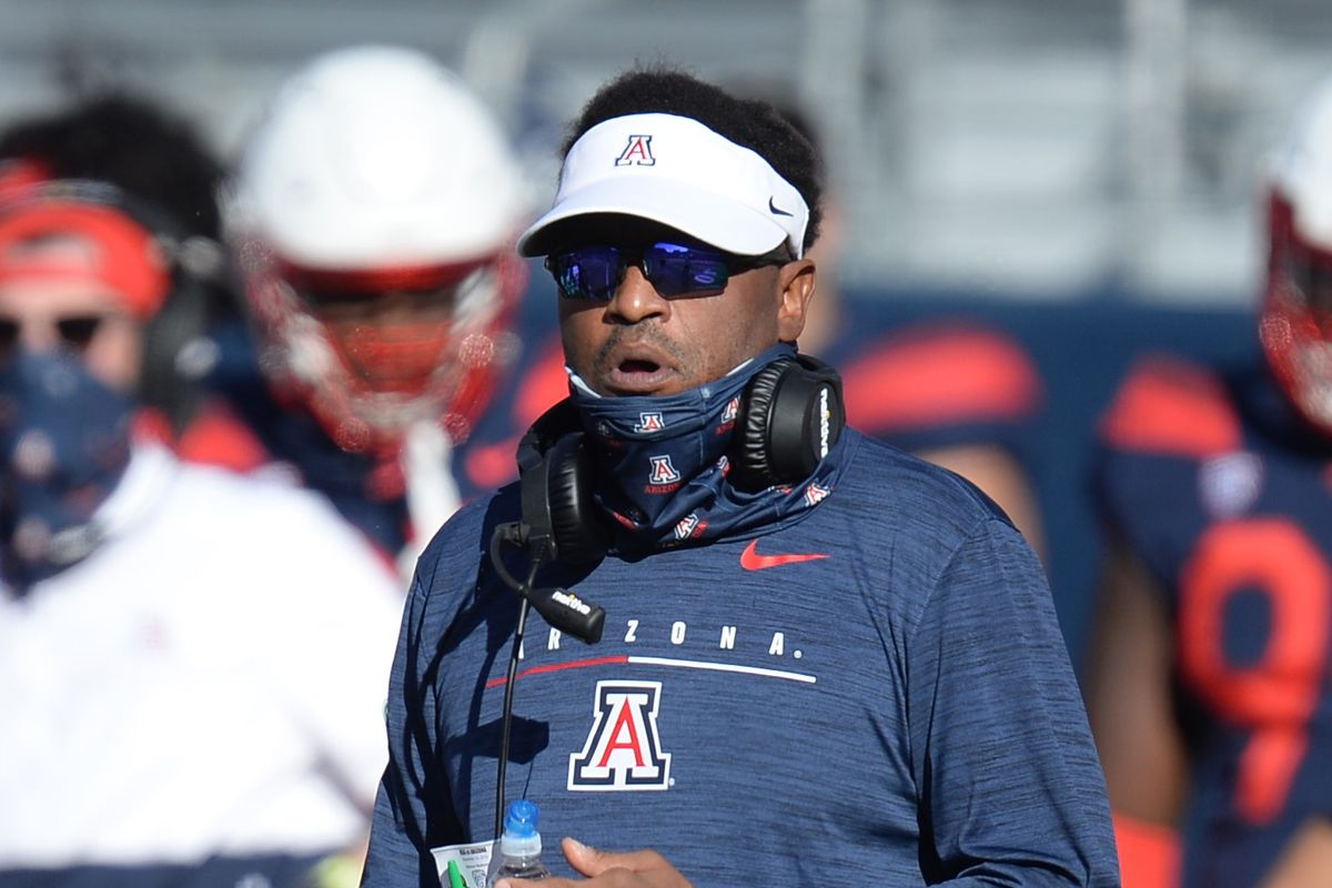 NCAA Football: Southern California at Arizona