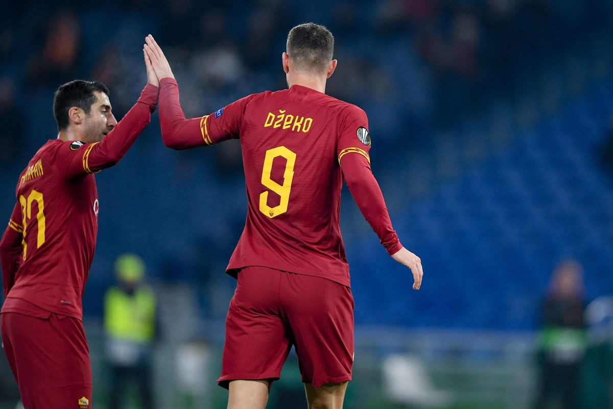 AS Roma v Wolfsberger AC - UEFA Europa League