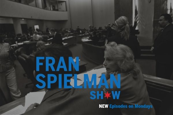 """Veteran Sun-Times' City Hall reporter Fran Spielman goes one-on-one each week with a Chicago newsmaker. In the run-up to the historic 2019 mayoral election, watch for a new episode of the """"Fran Spielman Show"""" each Monday."""