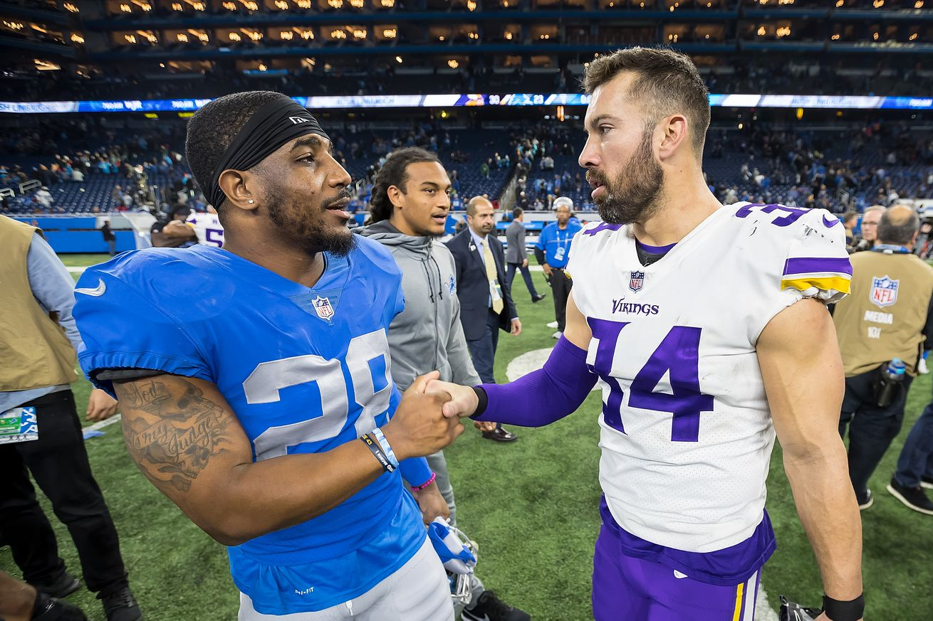 Friday open thread: Is it okay to root for the Vikings in the playoffs?