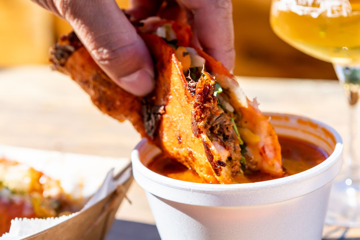 How Quesabirria Became The Bay Area S Hottest Taco Trend Eater Sf