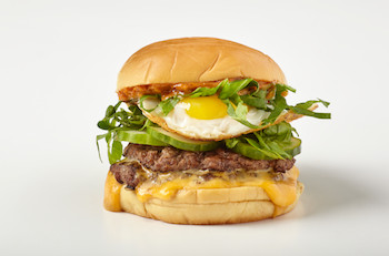 Eastman Egg Co. Burger