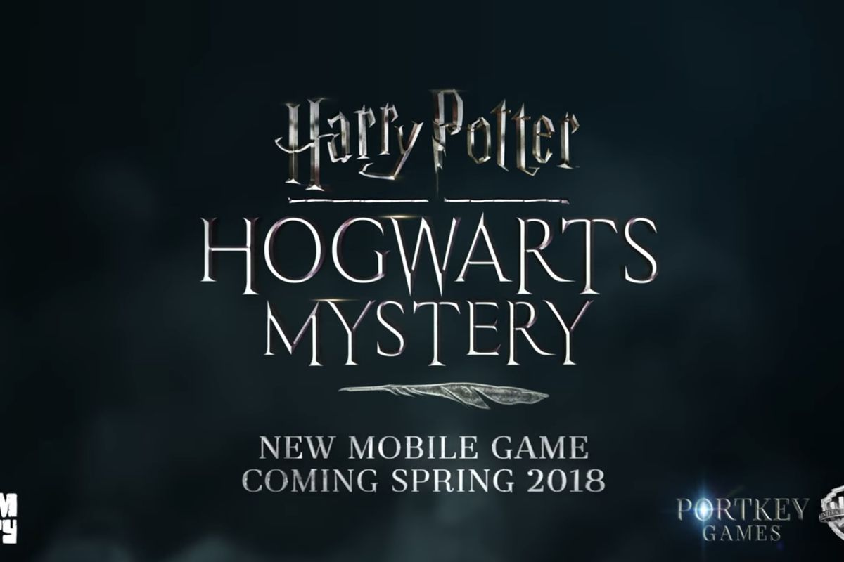 The new game, which drops in spring 2018, will allow gamers to build their own characters and attend Hogwarts as a student.