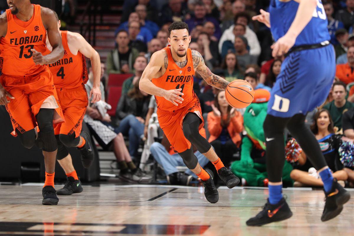 NCAA Basketball: Duke at Florida