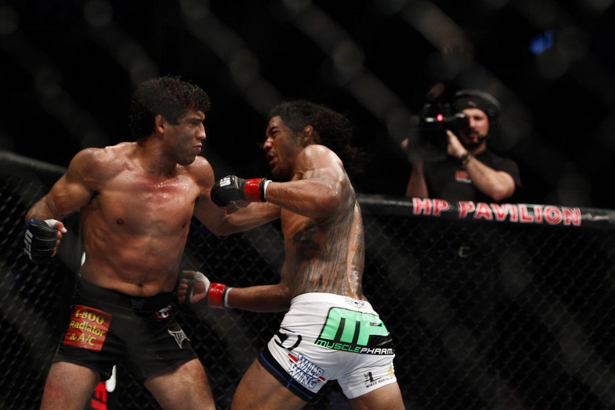 UFC on FOX 7 photos