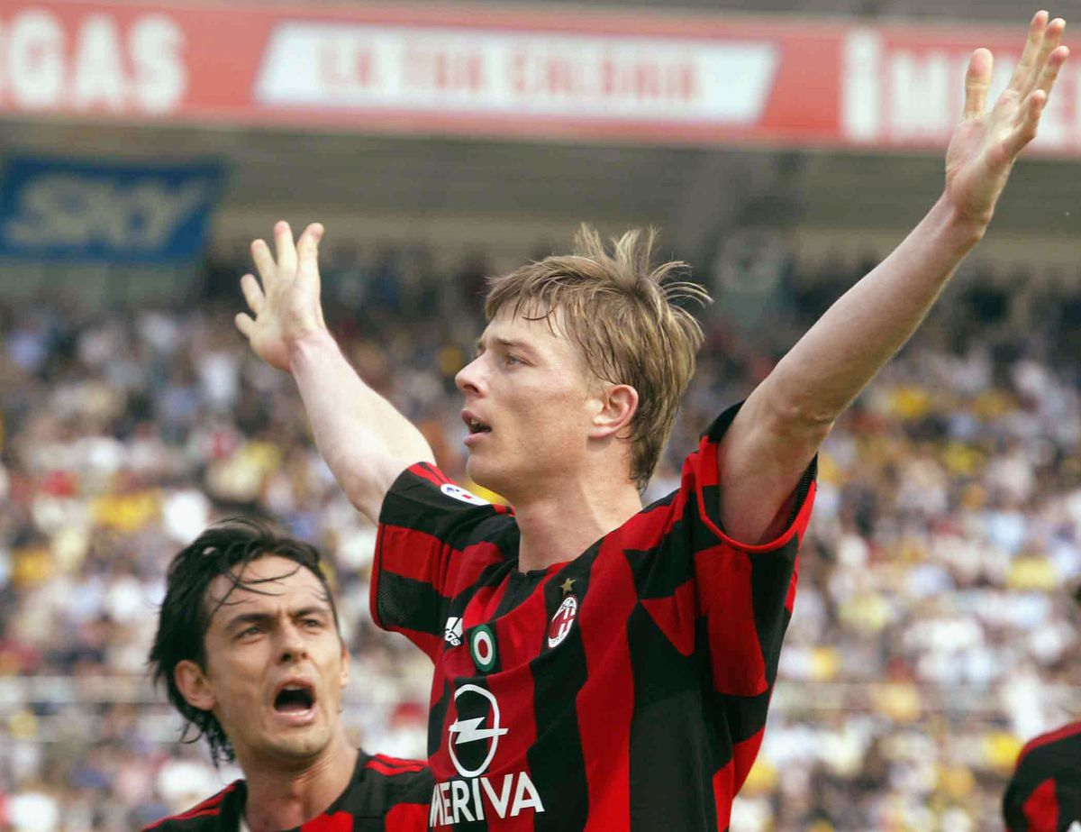 Rossoneri Advent Calendar Day 15: John Dahl Tomasson and the Last Minute  Winners - The AC Milan Offside